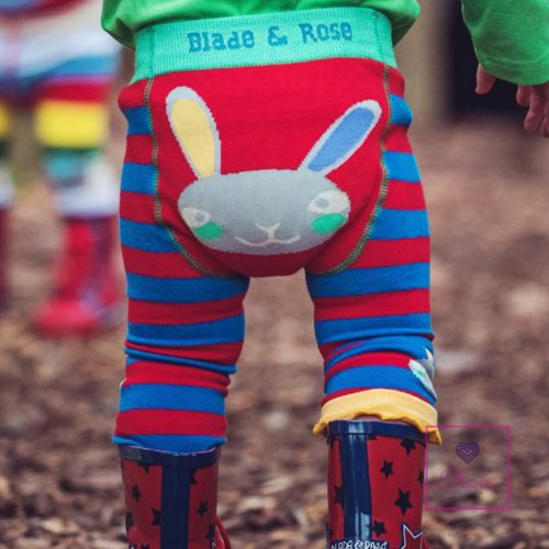 GARDEN BUNNY01 Leggings