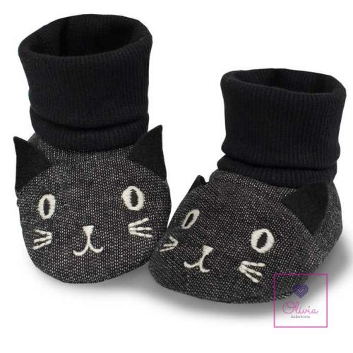 HAPPY DAY18 Textil cipőcske