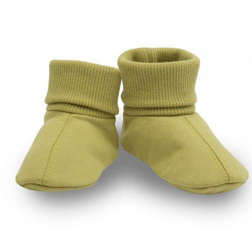 STAY GREEN04 Textil cipőcske